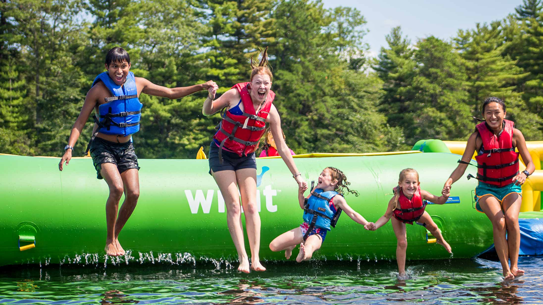 Everwood Day Camp – A Day Camp for Ages 4-15 Located in